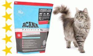 Корм для кошек Акана - обзор и отзывы