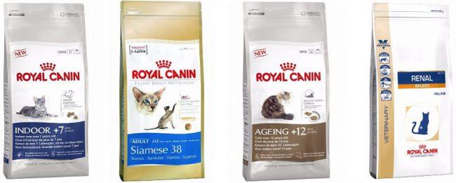 Корм для кошек Роял Канин отзывы