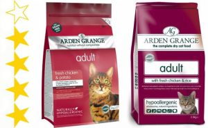 Корм Arden Grange для кошек отзывы