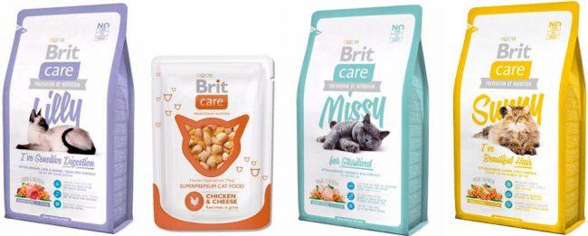 Корм для кошек Brit Care отзывы ветеринаров