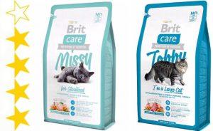 Корм Brit Care для кошек отзывы