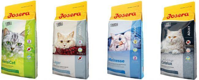 Корм для кошек Josera отзывы