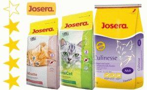 Josera корм для кошек