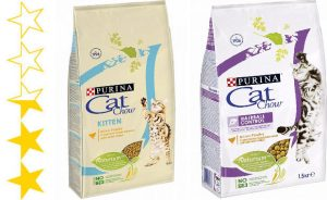Корм Кэт Чау для кошек отзывы