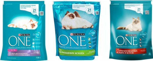 Корм для кошек Пурина Ван - отзывы