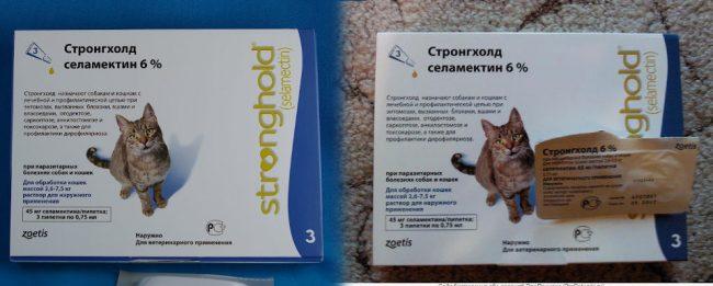 Стронгхолд для кошек инструкция и отзывы