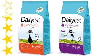 Корм для кошек DailyCat - отзывы