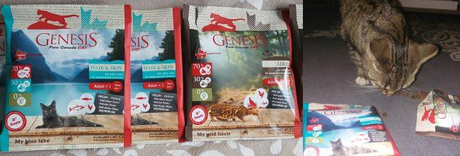 Отзывы о корме Genesis Pure Canada для кошек