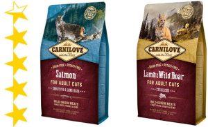 Корм CarniLove для кошек отзывы