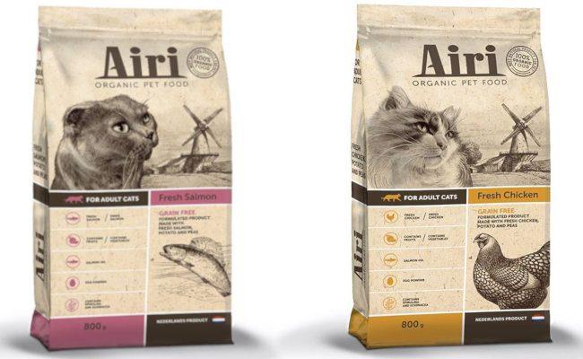 Корм для кошек Airi - отзывы