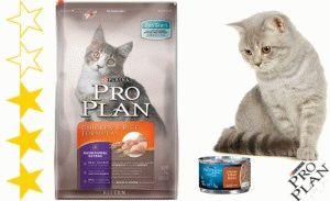 Корм для котів ПроПлан відгуки