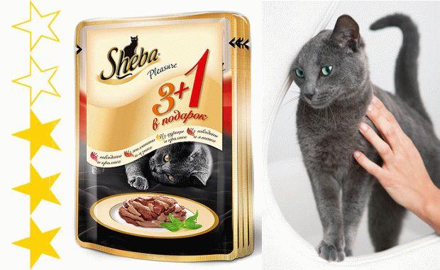 Корм для котів Шеба