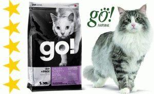 Корм-для-котів-Go Natural-відгуки
