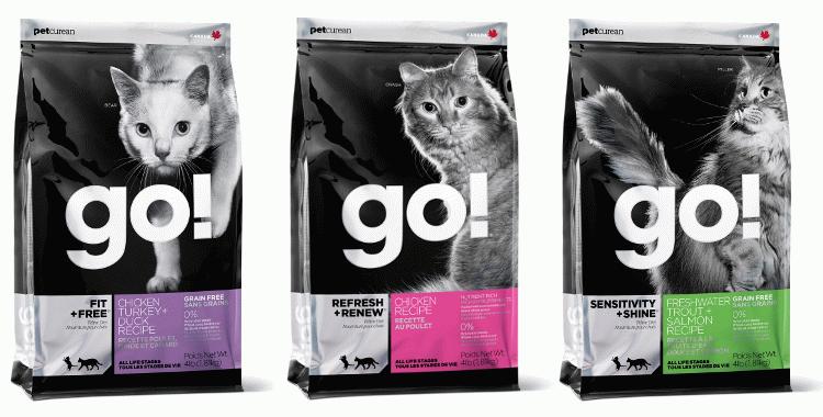 Корм для котів Go Natural відгуки