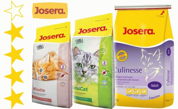 Корм для котів Josera