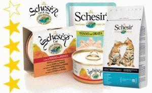 Корм для котів schesir