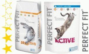 Корм для котів Perfect Fit