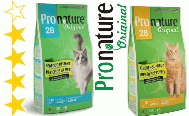 Корм для котів Pronature Original