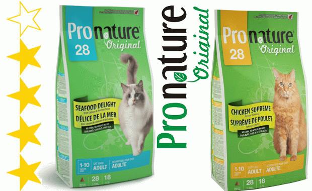 Корм для котів Pronature Original