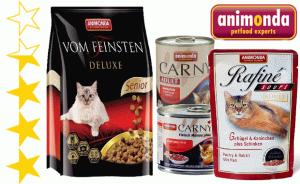 Корм Animonda для котів